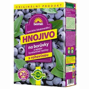 ! Hnojivo na borůvky a brusinky Agrabiomin (balení 1kg)