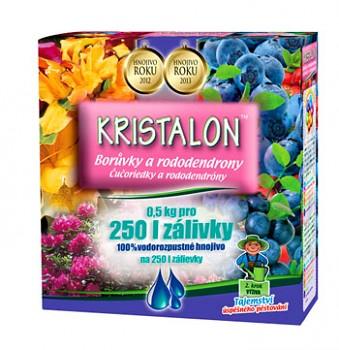 Hnojivo na borůvky, azalky a rhododendrony KRISTALON (balení 0,5kg)