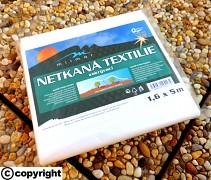 _ Textilie bílá netkaná zakrývací 1,6m x 5m