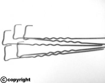_ Upevňovací kovové háčky SADA 5 KS