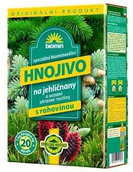 AGRABIOMIN Hnojivo na jehličnany (balení 1kg)