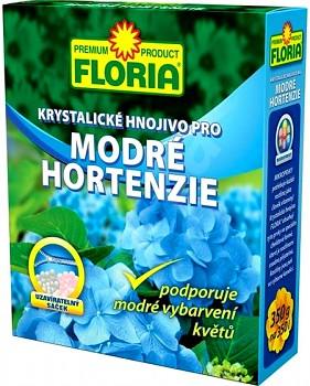 FLORIA Hnojivo pro modré hortenzie (balení 350g)