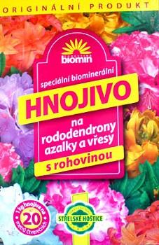 Hnojivo na rododendrony a azalky Agrabiomin (balení 1kg)