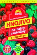 Hnojivo na maliny a ostružiny Agrabiomin (balení 1kg)